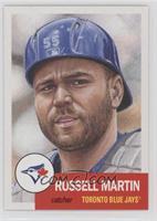 Russell Martin #/3,953