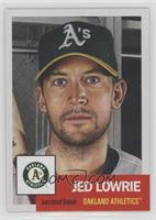 Jed Lowrie /4348