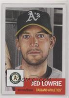Jed Lowrie #/4,348