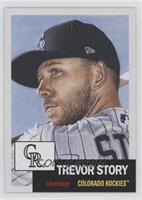 Trevor Story /4576