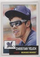 Christian Yelich #/5,025