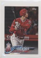 Checklist - 3-Game HR Streak (Shohei Ohtani) /150