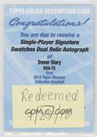 Trevor Story /299 [Being Redeemed]