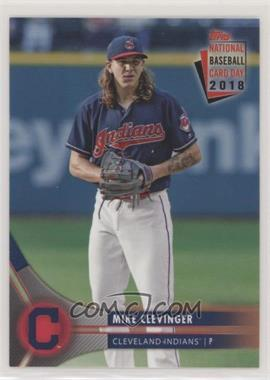 2018 Topps National Baseball Card Day Cleveland Indians Ci 6