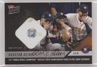Houston Astros Team #/99