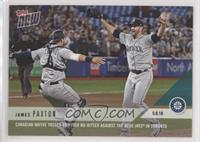 James Paxton #/887