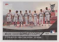 Major League Baseball #/1,009