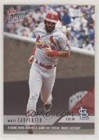 Matt Carpenter #/265
