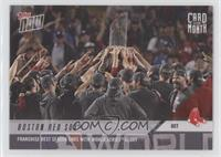 Boston Red Sox Team #/1,090