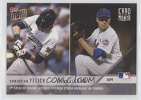 Christian Yelich, Jacob deGrom #/1,002