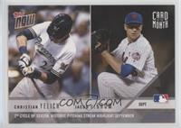 Christian Yelich, Jacob deGrom /1002