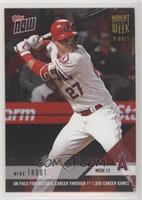 Mike Trout /842