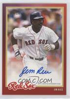 Jim Rice #/10