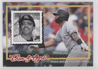 Reggie Jackson, Gleyber Torres
