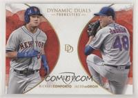 Youngsters - Michael Conforto, Jacob deGrom #/10