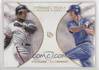 Position Players - Will Clark, Dale Murphy /700