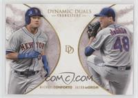 Youngsters - Michael Conforto, Jacob deGrom #/700