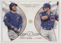 Youngsters - Anthony Rizzo, Ian Happ #/700