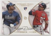 Youngsters - Ronald Acuna Jr., Juan Soto #/700