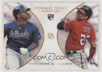 Youngsters - Ronald Acuna Jr., Juan Soto /700