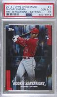 Image Variation - Shohei Ohtani (Batting) [PSA 10 GEM MT]