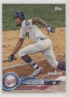 Byron Buxton (Running) [Noted]