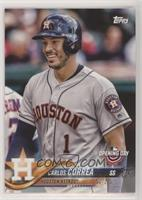 Carlos Correa (Close-Up)