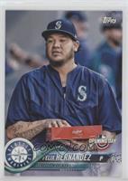 Felix Hernandez (Holding Box)