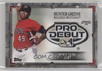 Hunter Greene /99
