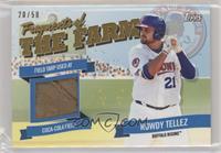 Rowdy Tellez /50