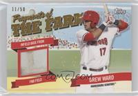 Drew Ward #/50
