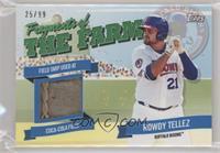 Rowdy Tellez /99