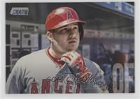 Mike Trout (Base - Dugout)