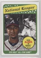 1969 Topps All-Star Design - Ozzie Albies /1198