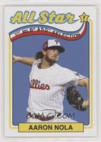 1989 Topps All-Star Game Design (Incorrectly Noted as 1969) - Aaron Nola /793