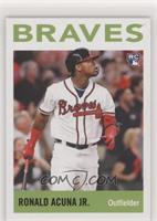 1964 Topps Design - Ronald Acuna Jr. /875