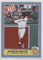 1985 Topps Rocky IV Design - Mookie Betts /605
