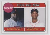 1969 Topps Rookie Stars Design - David Ortiz, Rafael Devers #/1,894
