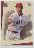 1993 Star Wars Galaxy Design - Shohei Ohtani /1694