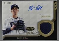 Blake Snell [NoneNoted] #/100