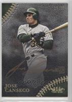 Jose Canseco #/25