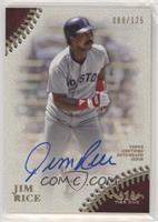 Jim Rice #/125
