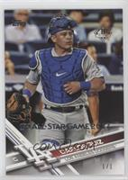 Carlos Ruiz (2017 Topps All Star Game) #/1
