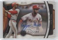 Ozzie Smith [Noted] #/35