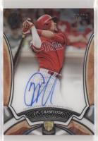 J.P. Crawford [Noted] #/83