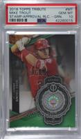 Mike Trout /99 [PSA 10 GEM MT]
