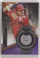 Mike Trout [Noted] #28/50