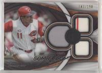 Barry Larkin #/150