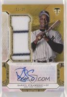 Darryl Strawberry #/25