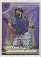 Charlie Blackmon #/299